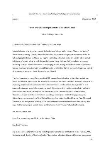 Rain By Hone Tuwhare Essay Writing - image 11