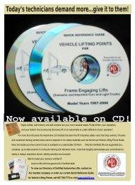 automotive lift - MOTOR Information Systems