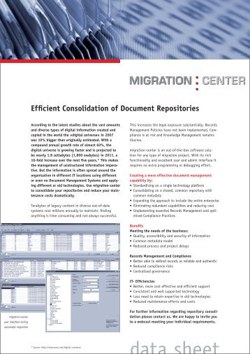 Document Repository, Inc. - DISC Archiving Systems