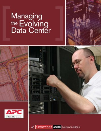 APC - Managing the Evolving Data Center - Echo Sys IT Consulting