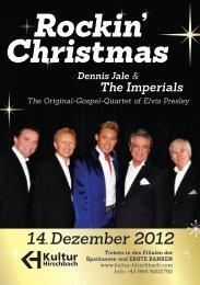 14. Dezember 2012 - Dennis Jale
