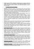 POKYNY PRO MONTÁŽ, DEMONTÁŽ A KONÁNÍ ... - For Arch - Page 7
