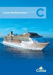 Costa Mediterranea 1 1 1 1 1 - Net-Tours GmbH