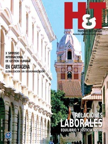 LABORALES LABORALES - ACRIP Nacional