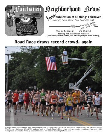 to download a copy of the 06-24-10 issue/Father's Day Road Race