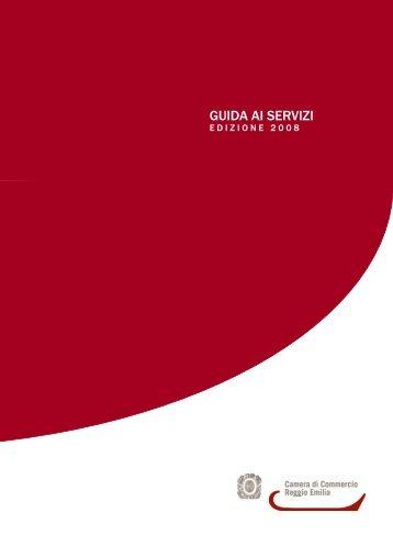 GUIDA AI SERVIZI - Camera di Commercio di Reggio Emilia