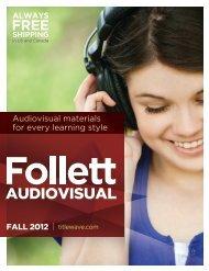 Audiovisual Catalog - Follett International