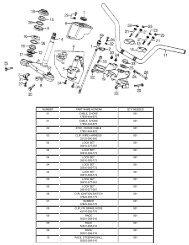 Gewindefahrwerk Struts f/ür CR-V 1996-2001 Suspension Spring Shock Absorber