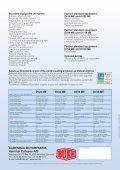 Marine Diesel Engines BUKH DV24-32-36-48 ME - Page 4