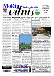 2012 m. liepos 20 d., penktadienis Nr.56 - 2013 - VILNIS