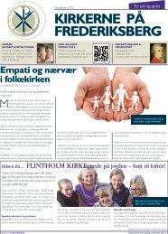 KIRKERNE PÅ FREDERIKSBERG - Folkekirken på Frederiksberg