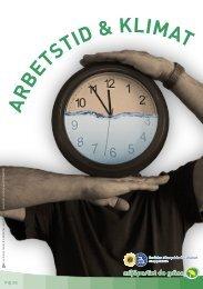 Arbetstid och klimat - Miljöpartiet de gröna