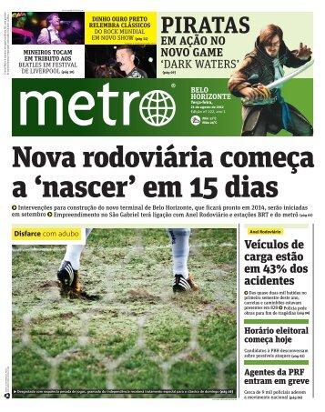PIRATAS - Metro