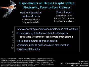 PDF slides - Kestrel Institute