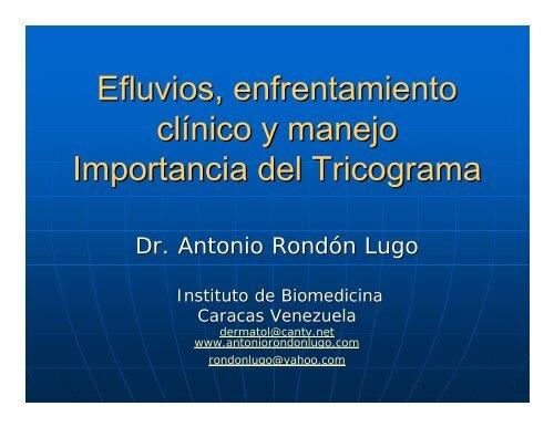 eflluvium SVD1.pdf - Antonio Rondón Lugo
