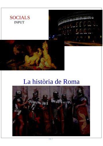 La història de Roma
