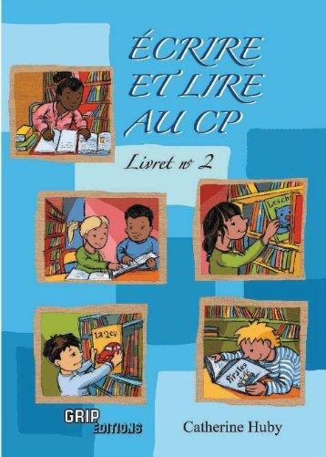 Écrire et Lire au CP - extraits livret 2.pdf - slecc