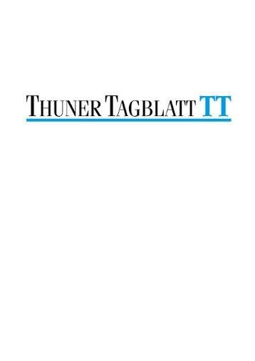 Thuner Tagblatt 11.6.13