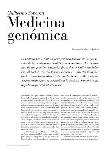 01 Sección 1 Mayo - Revista de la Universidad de México - UNAM