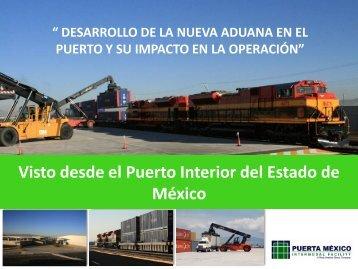 puerta mexico terminal intermodal - Puerto Lázaro Cárdenas