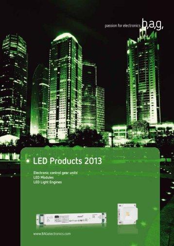 LED Modules - BAG electronics