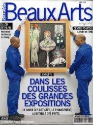 favoris de b aux arts magazine - Brand New Gallery