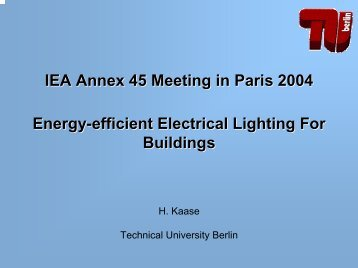 Energy-Efficient Control and Integration
