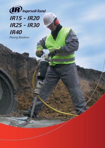 IR15 - IR20 IR25 - IR30 IR40 - Cotec-online.de
