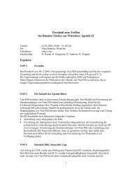 Protokoll Runder Tisch 22.01.02 - Agenda-wuerselen.de