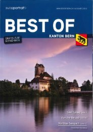 Best of Kanton Bern 2/13