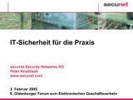 IT-Sicherheit in der Praxis - Bürgerliches Recht, Handels