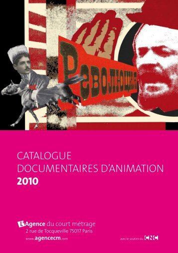 catalogue documentaires d'animation 2010 - Le Mois du Film ...