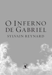 O INFERNO DE GABRIEL - Livraria Martins Fontes