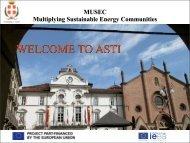Municipality of Asti - musec