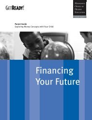 Financing Your Future Parent Guide - Minnesota Office of Higher ...