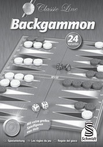 D Spielanleitung Les règles du jeu I Regole del gioco - Schmidt Spiele