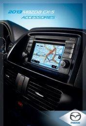2013 M{zd{ cx-5 accessories - Mazda