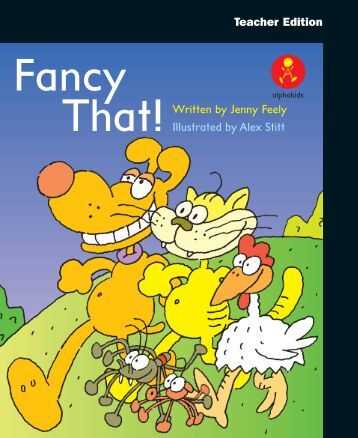 Fancy That! - Comments on
