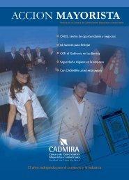 Descargar Revista Acción Mayorista Nro.108 - CADMIRA
