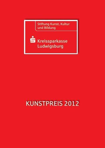 Zur Ausschreibung - Kreissparkasse Ludwigsburg