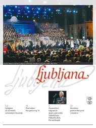 Župančičeve nagrade 2011 - Ljubljana