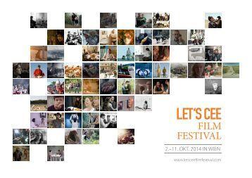 Katalog LET'S CEE Film Festival 2014
