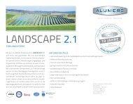 Landscape 2.1 - Alumero