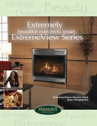 ExtremeView Direct Vent Gas Fireplaces - Sweepsusa.net