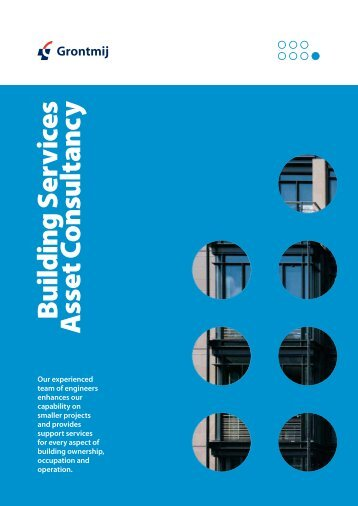 Building Services Asset Consultancy - Grontmij