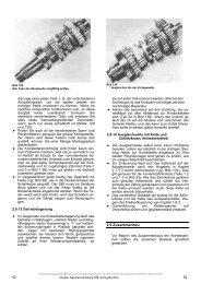 2.9 Zusammenbau - XS 500