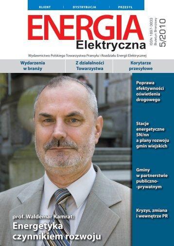 numer 5/2010 - E-elektryczna.pl