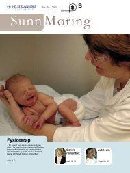 Fysioterapi - St. Olavs Hospital