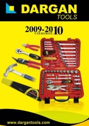 1 to 29 Pages - Dargan Tools