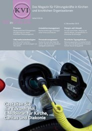 Download Titelseite, Editorial, Inhalt & Impressum ... - KVI im Dialog